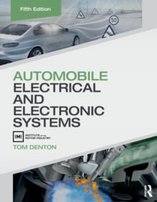Automobile Electrical and Electronic Systems, Paperback Book