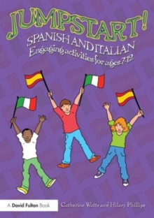 Jumpstart! Spanish and Italian : Engaging activities for ages 7-12, Paperback Book