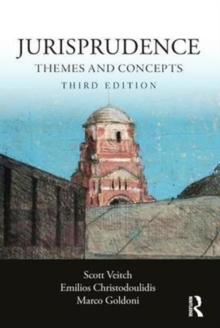 Jurisprudence : Themes and Concepts, Paperback / softback Book