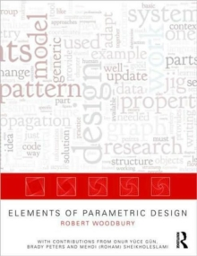 Elements of Parametric Design, Paperback Book