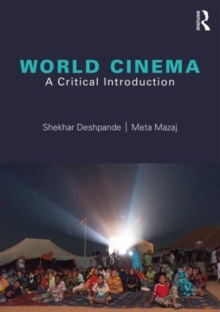 World Cinema : A Critical Introduction, Paperback Book