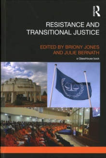 Resistance and Transitional Justice, Hardback Book
