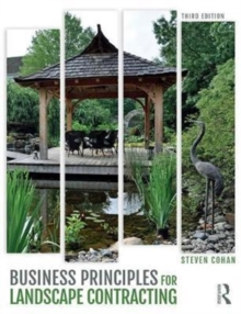 Business Principles for Landscape Contracting, Paperback Book