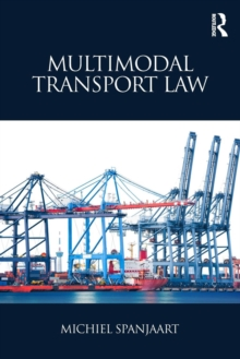 Multimodal Transport Law, Paperback Book