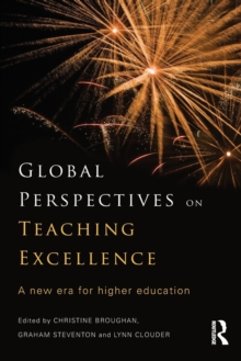 Global Perspectives on Teaching Excellence : A new era for higher education, Paperback Book