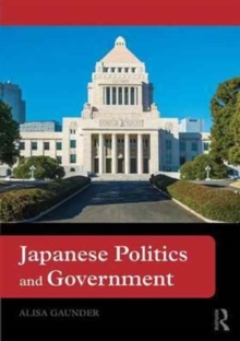 Japanese Politics and Government, Paperback Book