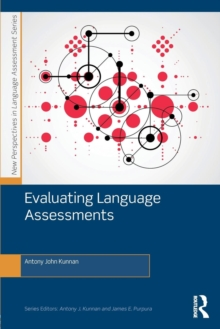 Evaluating Language Assessments, Paperback Book