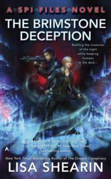 The Brimstone Deception : A SPI Files Novel, Paperback Book