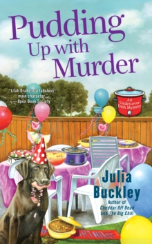 Pudding Up With Murder, Paperback Book