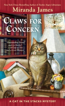 Claws For Concern : Cat in the Stacks Mystery #9, Paperback / softback Book