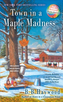 Town in a Maple Madness, Paperback Book