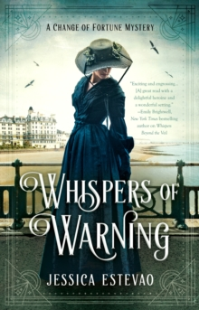 Whispers Of Warning, Paperback Book