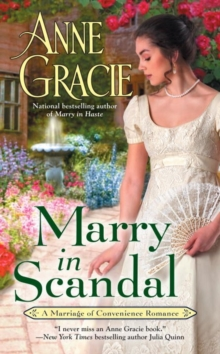 Marry In Scandal, Paperback Book