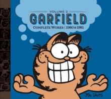 Garfield Complete Works: Volume 2: 1980-1981, Hardback Book