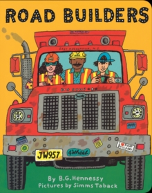 The Road Builders, Board book Book
