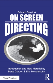 On Screen Directing, PDF eBook
