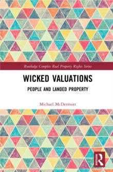 Wicked Valuations : People and Landed Property, PDF eBook