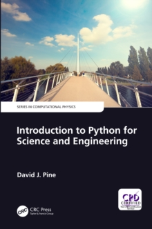 Introduction to Python for Science and Engineering, EPUB eBook