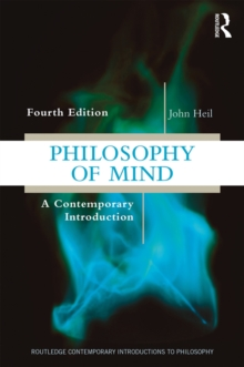 Philosophy of Mind : A Contemporary Introduction, PDF eBook