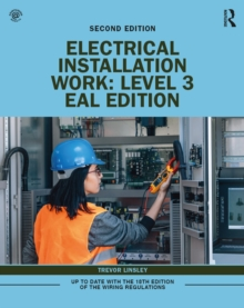 Electrical Installation Work: Level 3 : EAL Edition, PDF eBook