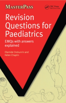 Revision Questions for Paediatrics : EMQs with Answers Explained, EPUB eBook