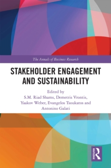 Stakeholder Engagement and Sustainability, PDF eBook