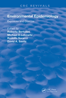 Environmental Epidemiology : Exposure and Disease, EPUB eBook