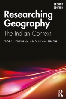 Researching Geography : The Indian Context, EPUB eBook