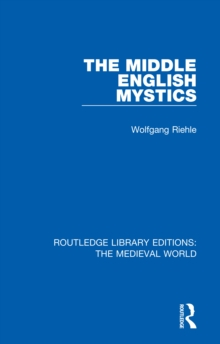 The Middle English Mystics, EPUB eBook