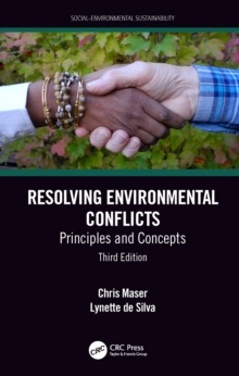 Resolving Environmental Conflicts : Principles and Concepts, Third Edition, PDF eBook