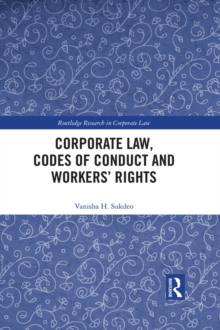 Corporate Law, Codes of Conduct and Workers' Rights, EPUB eBook