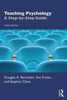 Teaching Psychology : A Step-by-Step Guide, PDF eBook