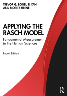 Applying the Rasch Model : Fundamental Measurement in the Human Sciences, PDF eBook