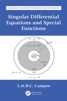 Singular Differential Equations and Special Functions, PDF eBook