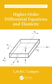 Higher-Order Differential Equations and Elasticity, PDF eBook
