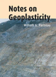 Notes on Geoplasticity, PDF eBook