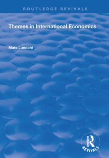 Themes in International Economics, PDF eBook
