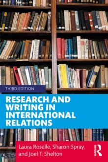 Research and Writing in International Relations, EPUB eBook