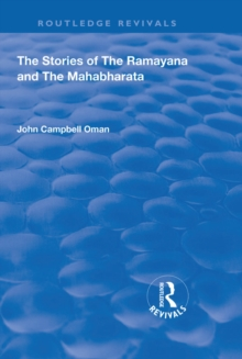 The Stories of the Ramayana and the Mahabharata, PDF eBook