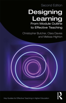 Designing Learning : From Module Outline to Effective Teaching, PDF eBook