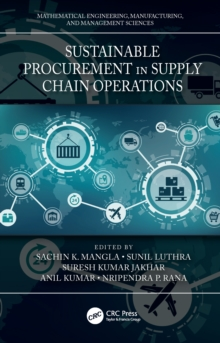 Sustainable Procurement in Supply Chain Operations, PDF eBook