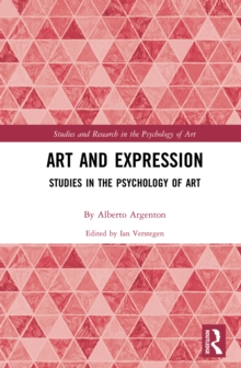 Art and Expression : Studies in the Psychology of Art, EPUB eBook