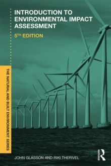 Introduction To Environmental Impact Assessment, EPUB eBook
