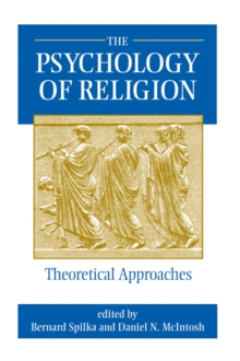 The Psychology Of Religion, PDF eBook