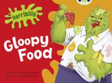 Bug Club Green B/1B Horribilly: Gloopy Food 6-pack, Mixed media product Book