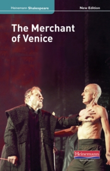 The Merchant of Venice (new edition), Hardback Book