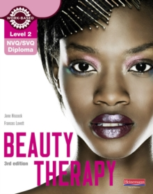 Level 2 NVQ/SVQ Diploma Beauty Therapy Candidate Handbook 3rd edition, Paperback Book
