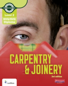 Level 2 NVQ/SVQ Diploma Carpentry and Joinery Candidate Handbook 3rd Edition, Paperback / softback Book