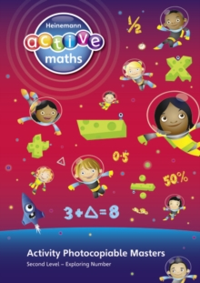Heinemann Active Maths - Second Level - Exploring Number - Activity Photocopiable Masters, Spiral bound Book