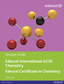 Edexcel International GCSE Chemistry Revision Guide with Student CD, Mixed media product Book